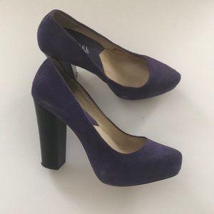 Michael Kors Purple suede pump 6